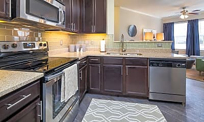 Kitchen, University Center by Cortland, 1