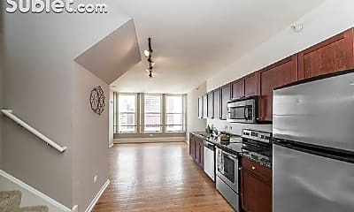 Kitchen, 1410 S Dearborn St, 2