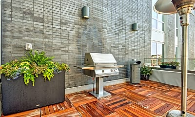 Recreation Area, River House Luxury Apartments, 2