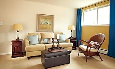 Living Room, Royersford Gardens, 1