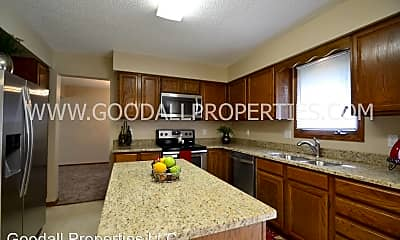Kitchen, 1104 Prairie View Dr, 1