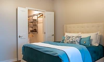 Bedroom, 720 S Plaza Way, 1