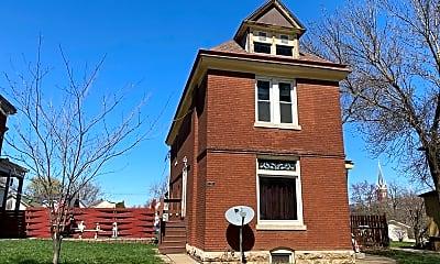 Building, 1521 Spring St, 0