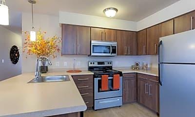 Kitchen, Villas at Auburn, 0