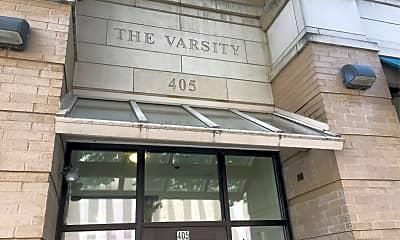 The Varsity, 1