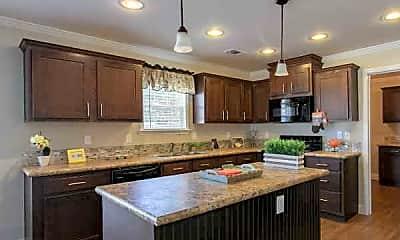 Kitchen, Coweta Hills, 1