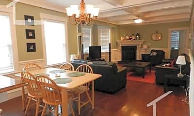 Dining Room, 127 Nonantum St, 1