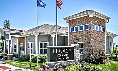 Community Signage, Legacy Commons, 0