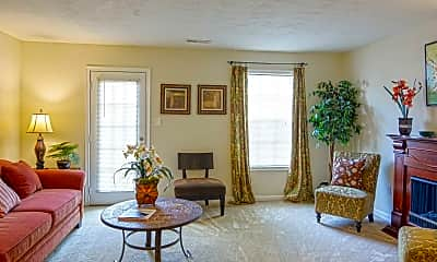 Living Room, Lakefield Mews Apartments and Townhomes, 1