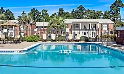Pool, Carriage House, 1