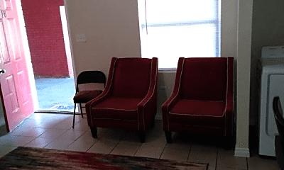 Living Room, 3300 Garden Oaks Dr, 1