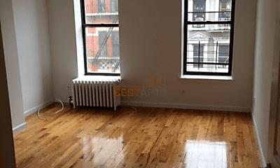 Living Room, 363 W 51st St, 1