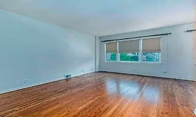 Living Room, 4218 Oakton St, 1