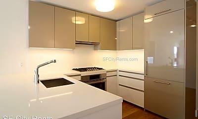 Kitchen, 1450 Franklin St, 1