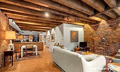 Living Room, 150 Commercial Street, 1