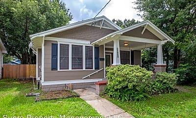 Building, 3684 Herschel St, 1