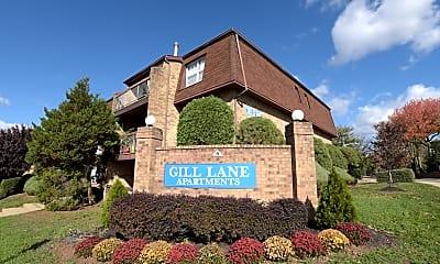 Community Signage, Gill Lane, 0