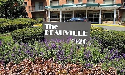 Deauville Apartments, 1