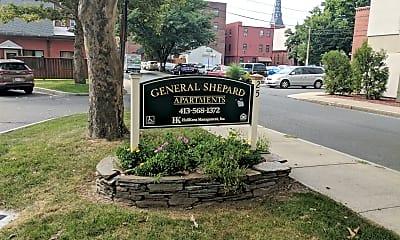 General Shepard Apartments, 1