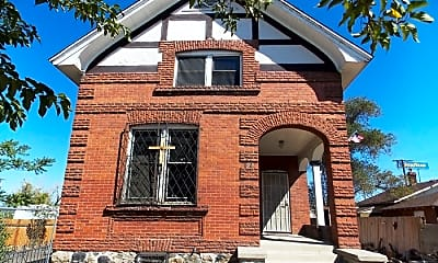 Building, 612 Quincy St, 1