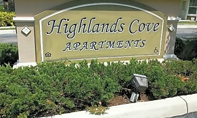 Highlands Cove Apartments Complex, 1