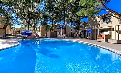 Pool, Montara Apartments, 0