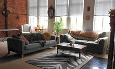 Living Room, 107 Arch St, 1