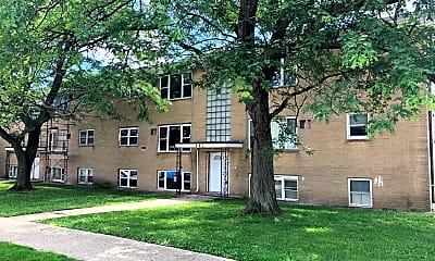 Building, 2415 24th Pl, 0