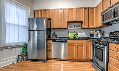 Kitchen, 16 Emerson St, 1