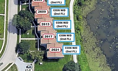 Community Signage, 2635 Westwinds Dr, 1