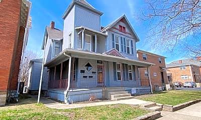 Building, 1445 Worthington St, 1