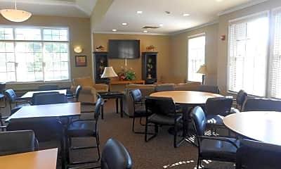Dining Room, East Fork Crossing, 1
