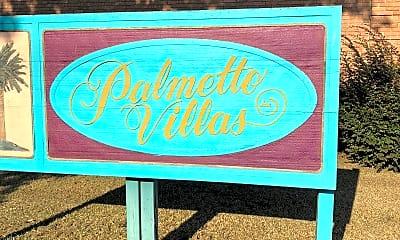 Hartsville Palmetto Villas, 1