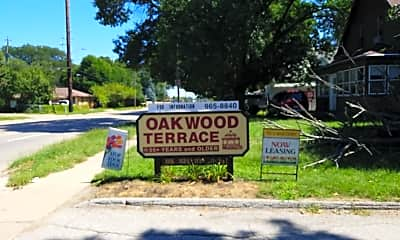 Oakwood Terrace Apartments, 1