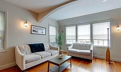 Bedroom, 9 Waites Wharf, 1
