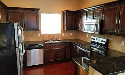 Kitchen, 3521 Juniper, 2