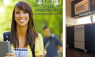 Walnut Street Apartments, 1