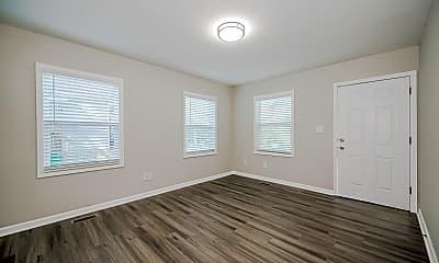 Living Room, 313 Oregon Street, 1