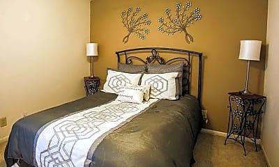 Bedroom, Twin Creek Apartments, 2