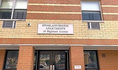 Highland Avenue Senior Apartments, 1