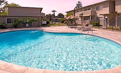 Pool, GARDEN VILLA APTS, 0