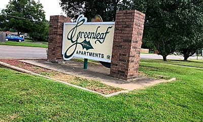 Greenleaf Apartments, 1