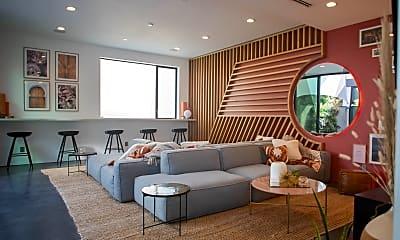 Living Room, 2478 Penmar Ave, 1