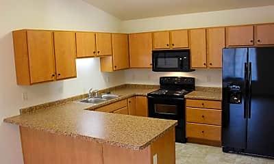 Kitchen, River Trail Estates, 2