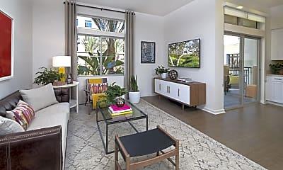 Living Room, Sierra Creek Apartment Homes, 1