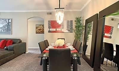 Dining Room, 5401 E Van Buren St 2021, 1