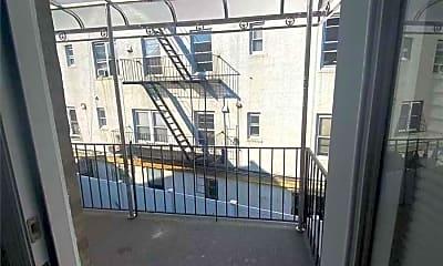 Patio / Deck, 51-10 Van Horn St 3RD, 2