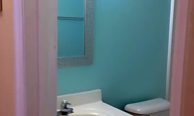 Bathroom, 1125 Pueblo Dr, 1