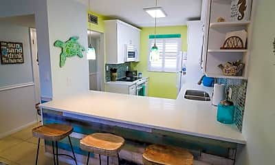 Kitchen, 4151 S Atlantic Ave 5100, 1