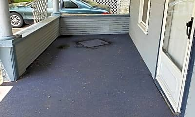 Patio / Deck, 4282 Wirt St, 1